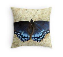 Flat Beautiful Throw Pillow