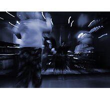 Dancing the night away... Photographic Print