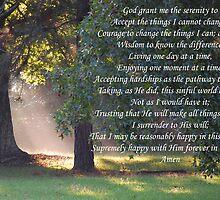 Serenity by Lisa Jones Caldwell