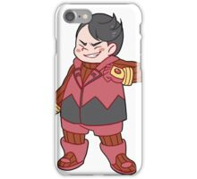Team Magma Admin Tabitha iPhone Case/Skin