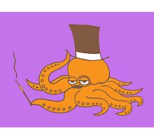 Mr. Octopus Photographic Print
