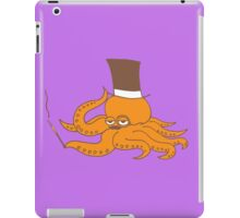 Mr. Octopus iPad Case/Skin