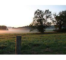 Morning Aura Photographic Print