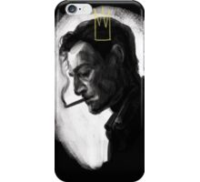 Rust Cohle - The Yellow King iPhone Case/Skin