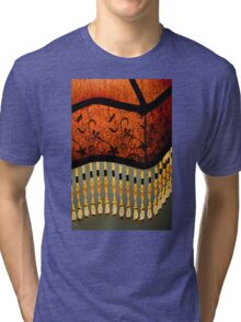Vintage Lampshade Tri-blend T-Shirt