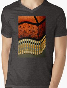 Vintage Lampshade Mens V-Neck T-Shirt