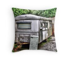Home From Home Throw Pillow