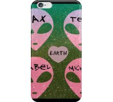 roswell royal four tv show aliens earth names iPhone Case/Skin