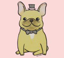 French Bulldog - The Little Gentleman Kids Clothes