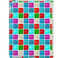 Paper Airplane 22 iPad Case/Skin