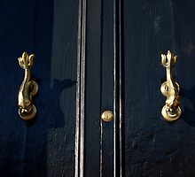 Nice pair of knockers. by Anthony Vella