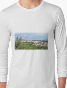 Three Prague Icons Long Sleeve T-Shirt