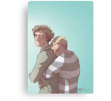 for Jennifer ♥ Canvas Print