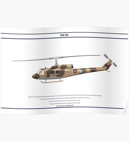 Bell 214 Iran 1 Poster