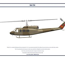 Bell 214 Oman 1 by Claveworks