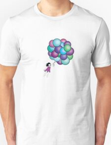 Hunting for clouds T-Shirt