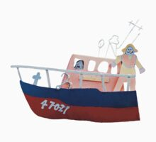 Ahoy Kids Tee