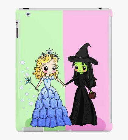 Elphaba & Glinda iPad Case/Skin