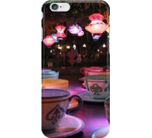 Late Night Tea Party iPhone Case/Skin