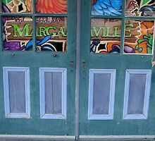 Margaritaville in the French Quarter, New Orleans by Ronee van Deemter