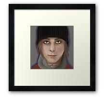 Ville Valo Framed Print