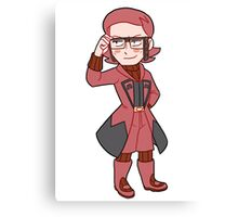 Team Magma Leader Maxie Canvas Print