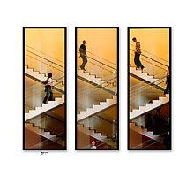 Stairs by Zohar Lindenbaum