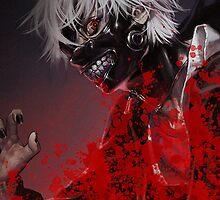 Kaneki Tokyou Ghoul 2 by Cifer69