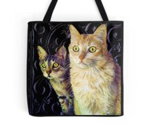 """Partners in Crime"" Tote Bag"