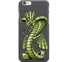 King Snake iPhone Case/Skin