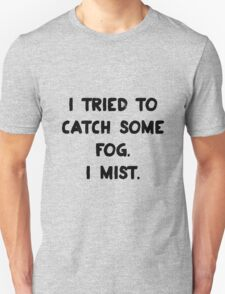 Weather Pun T-Shirt