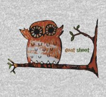 Don't Shoot Owl T-Shirt