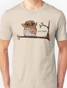 Don't Shoot Owl Unisex T-Shirt