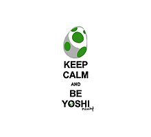 Keep calm and be Yoshi by studinano