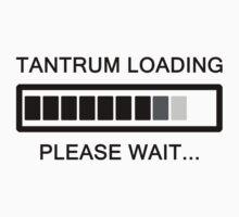 Tantrum Loading Please Wait One Piece - Long Sleeve