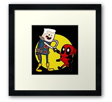 Chimichanga Time! Framed Print