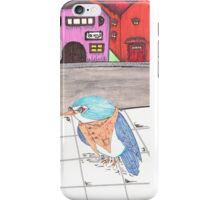 Hamster, Frog, Bird iPhone Case/Skin