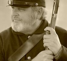 Civil War Reenactor by Julie's Camera Creations <><