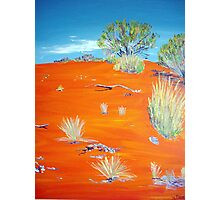 Outback Australia Photographic Print