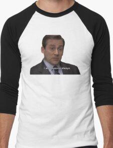 i am beyonce always Men's Baseball ¾ T-Shirt