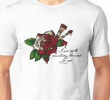 Painting Flowers  Unisex T-Shirt