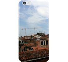 Venice Rooftops iPhone Case/Skin