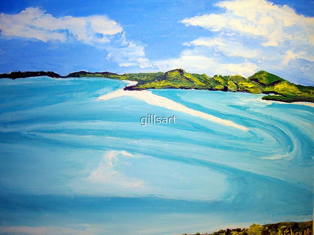 Whitsunday Islands Queensland Australia by gillsart