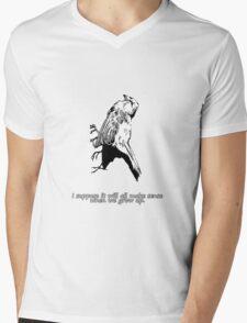 Dead Bird - It's very confusing.  Mens V-Neck T-Shirt