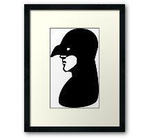 I Am Birdman Framed Print