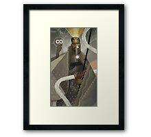 Dorian Tarot Framed Print