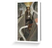 Dorian Tarot Greeting Card