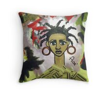 Ase' Throw Pillow