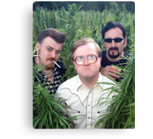 Ricky, Bubbles, and Julian Canvas Print