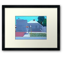 Former Milk Bar I Framed Print